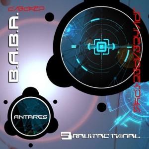 BABAREC121 : Gravitactional – Antares (Album) [B.A.B.A. Records]