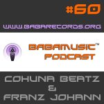 Babamusic Radio #60 with Cohuna Beatz & Franz Johann