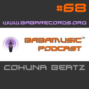 Babamusic Radio #68 presents Cohuna Beatz