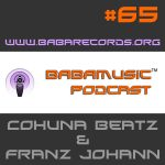 Babamusic Radio #65 with Cohuna Beatz & Franz Johann