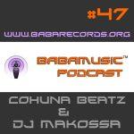 Babamusic Radio #47 – Cohuna Beatz & DJ Makossa