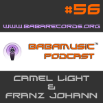 Babamusic Radio #56 with Camel Light & Franz Johann