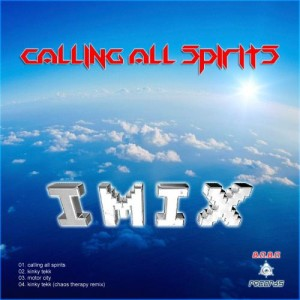 BABAREC029, IMIX – Calling All Spirits EP (B.A.B.A. Records)