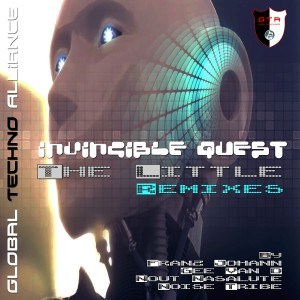 GTA0028, Invincible Quest – The Little (Remixes) [GTA Records]