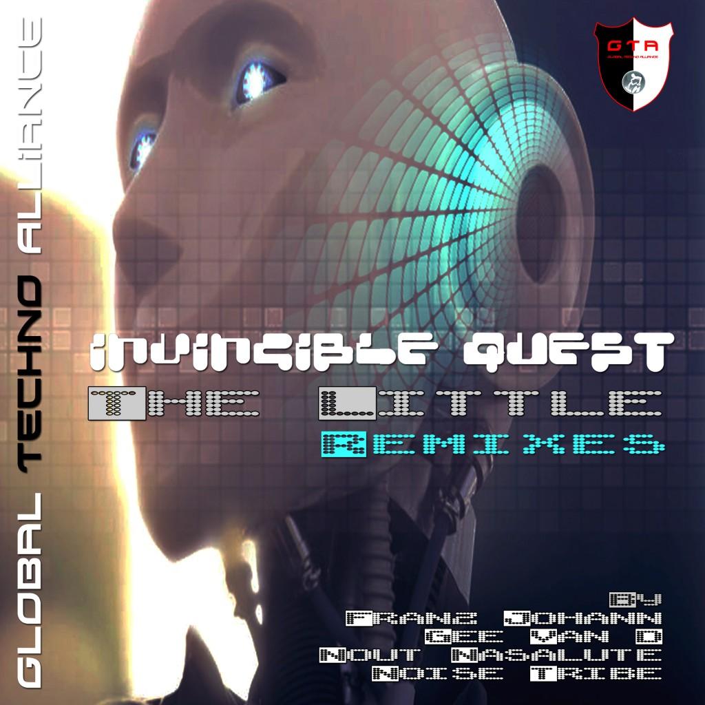 [OUT NOW!] GTA0028, Invincible Quest – The Little (Remixes) [GTA Records]