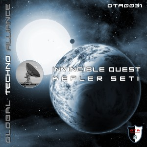 GTA0031, Invincible Quest – Kepler Seti EP [GTA Records]