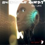 OUT NOW! GTA0017, Invincible Quest – New Ways Album (GTA Records)