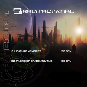 BABAREC125, Gravitactional – Future Memories EP [B.A.B.A. Records]