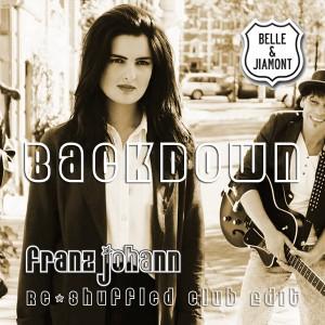 BABAREC130, Belle & Jiamont – BackDown (Purple Haze) Franz Johann Re-Shuffled Club Edit [B.A.B.A. Records]