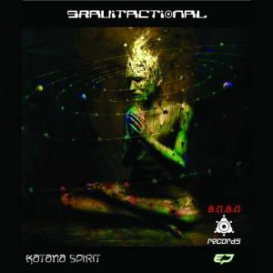 BABAREC052, Gravitactional – Katana Spirit EP (B.A.B.A. Records)