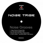 OUT NOW!!! BM0004, Noise Tribe – Noise Grooves EP (BABA Music)