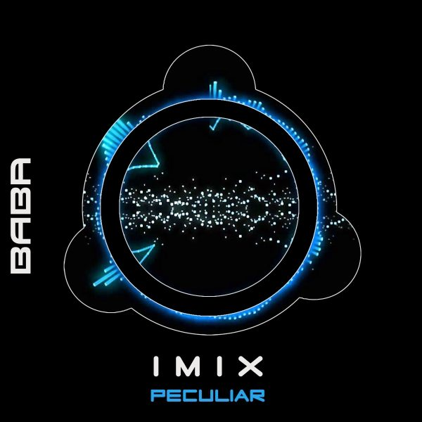 [OUT NOW] BABAREC189, IMIX – Peculiar [B.A.B.A. Records]