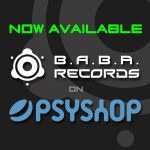 B.A.B.A. Records releases on Psyshop