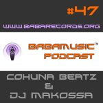 Babamusic Radio #47 with Cohuna Beatz & special guest DJ Makossa (Swound Sound/FM4)