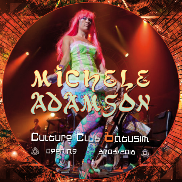 CCB – Culture Club Batusim :: Opening with Michele Adamson 31/03/2018