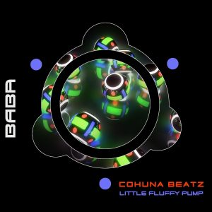 BABAREC176, Cohuna Beatz – Little Fluffy Pump EP [B.A.B.A. RECORDS]